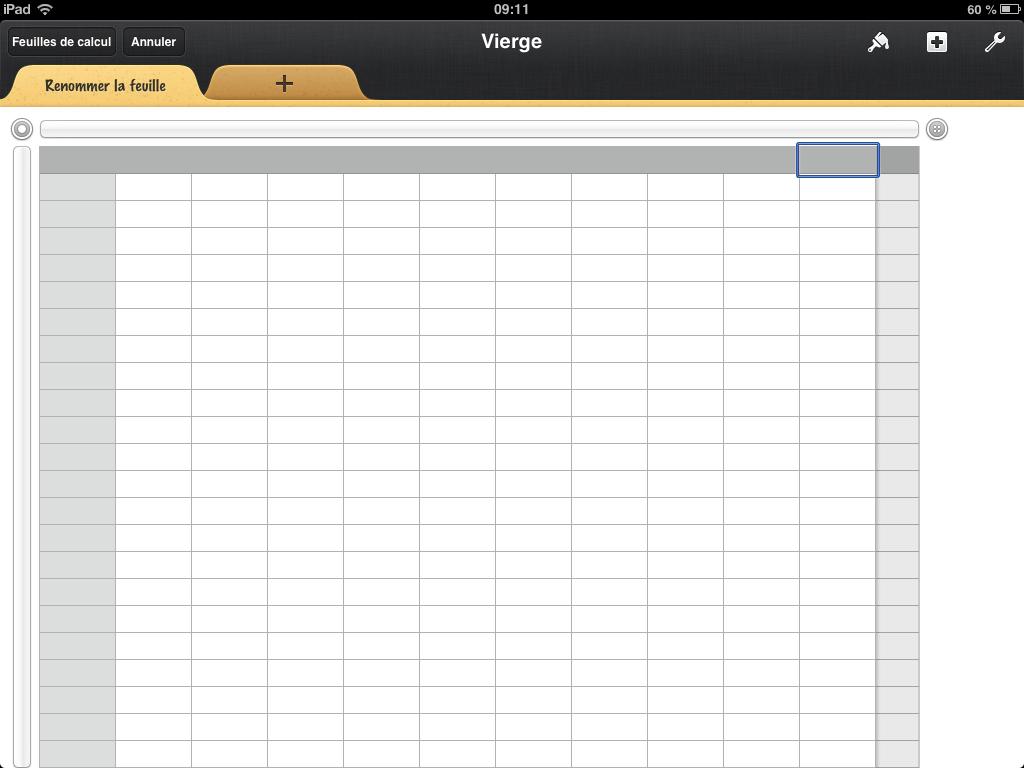 Prise en main rapide de l 39 application numbers sur ipad les autres actio - Comment faire un graphique sur papier ...